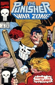 Punisher War Zone 1992 - 1995 #4