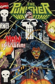 Punisher War Zone 1992 - 1995 #6