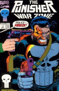 Punisher War Zone 1992 - 1995 #7