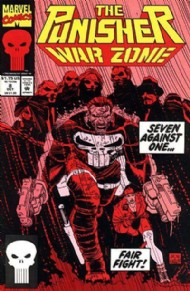 Punisher War Zone 1992 - 1995 #8