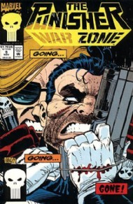 Punisher War Zone 1992 - 1995 #9