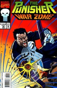 Punisher War Zone 1992 - 1995 #30