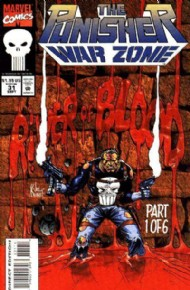 Punisher War Zone 1992 - 1995 #31