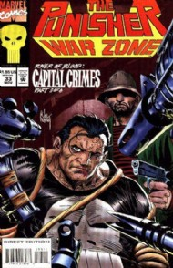 Punisher War Zone 1992 - 1995 #33