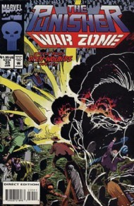 Punisher War Zone 1992 - 1995 #35