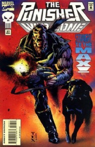 Punisher War Zone 1992 - 1995 #37