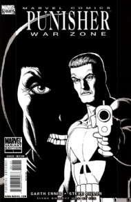 Punisher War Zone (2nd Series) 2009 #1