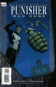 Punisher War Zone (2nd Series) 2009 #2