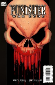 Punisher War Zone (2nd Series) 2009 #4