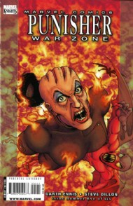 Punisher War Zone (2nd Series) 2009 #5