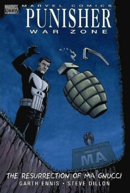 Punisher War Zone (2nd Series)