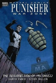 Punisher War Zone (2nd Series) 2009