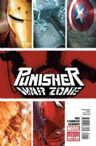 Punisher War Zone (3rd Series) 2012 - 2013 #1