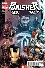 Punisher War Zone (3rd Series) 2012 - 2013 #2