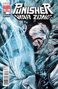 Punisher War Zone (3rd Series) 2012 - 2013 #3