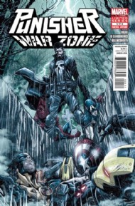 Punisher War Zone (3rd Series) 2012 - 2013 #4