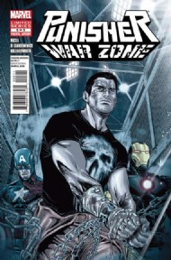 Punisher War Zone (3rd Series) 2012 - 2013 #5