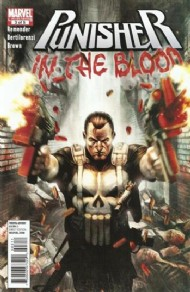 Punisher: in the Blood 2011 #3