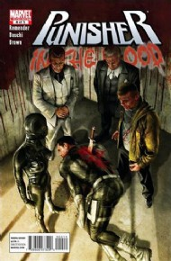 Punisher: in the Blood 2011 #4