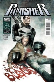 Punisher: in the Blood 2011 #5