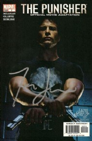 Punisher: Official Movie Adaptation 2004 #2