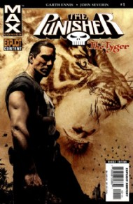Punisher: the Tyger 2006 #1