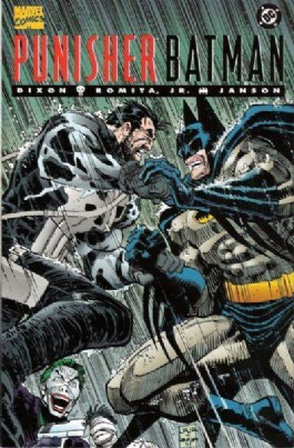 Punisher/Batman: the Deadly Knights #1
