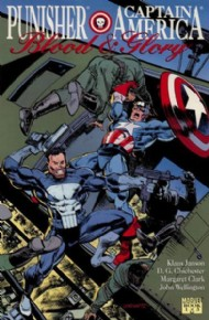 Punisher/Captain America: Blood and Glory 1992 #1