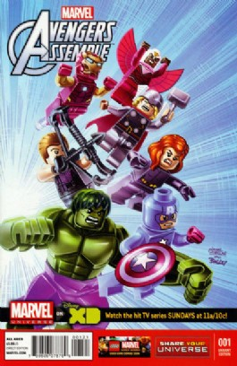 Avengers Assemble (Animated) #1