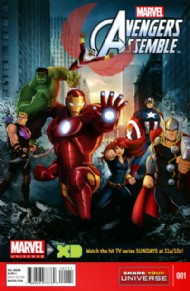 Avengers Assemble (Animated) 2013 - 2014 #1