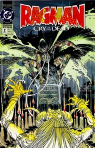 Ragman: Cry of the Dead 1993 - 1994 #2