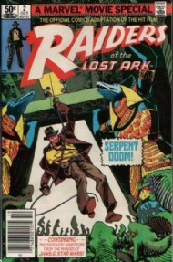 Raiders of the Lost Ark 1981 #2