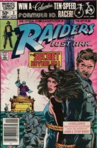 Raiders of the Lost Ark 1981 #3