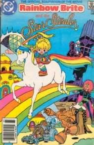 Rainbow Brite and the Star Stealer 1985
