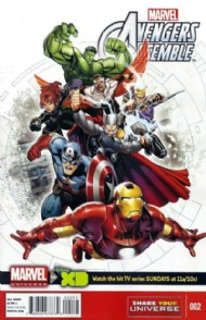 Avengers Assemble (Animated) 2013 - 2014 #2