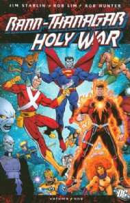 Rann-Thanagar Holy War 2008 #1