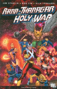 Rann-Thanagar Holy War 2008 #2