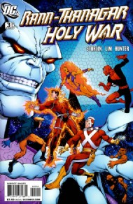 Rann-Thanagar Holy War 2008 #3
