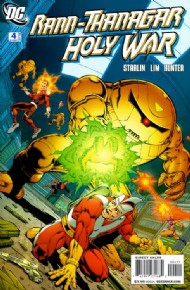 Rann-Thanagar Holy War 2008 #4