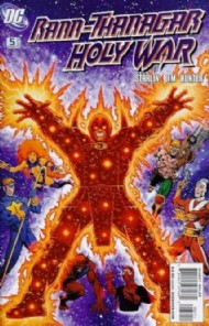 Rann-Thanagar Holy War 2008 #5