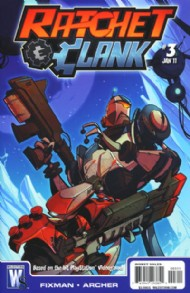 Ratchet and Clank 2010 - 2011 #3