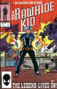 Rawhide Kid (Mini-Series) 1985 #1