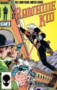 Rawhide Kid (Mini-Series) 1985 #2