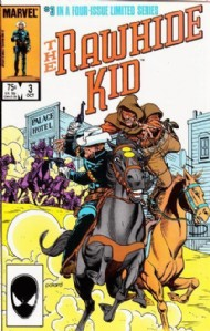 Rawhide Kid (Mini-Series) 1985 #3