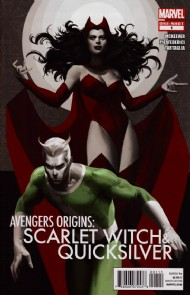 Avengers Origins: the Scarlet Witch & Quicksilver 2012 #1