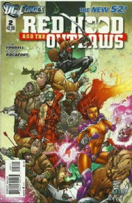 Red Hood and the Outlaws 2011 - 2015 #2