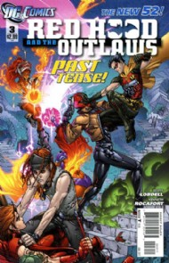 Red Hood and the Outlaws 2011 - 2015 #3