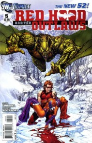 Red Hood and the Outlaws 2011 - 2015 #5