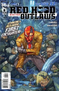 Red Hood and the Outlaws 2011 - 2015 #6