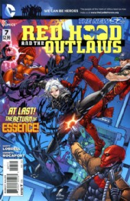 Red Hood and the Outlaws 2011 - 2015 #7